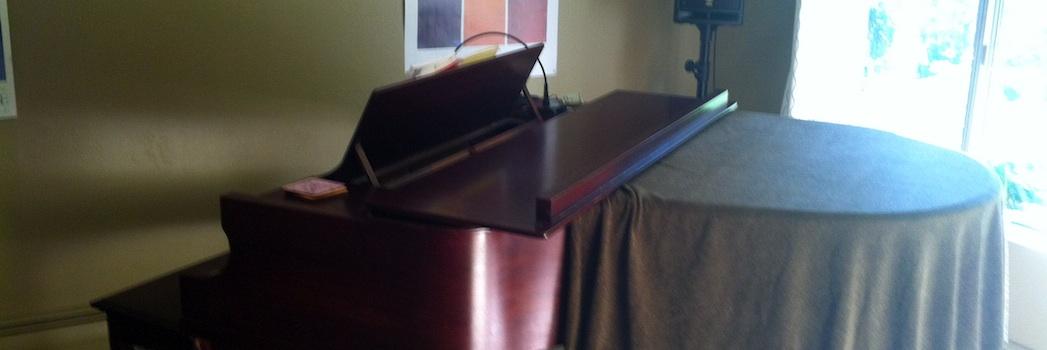 Voice, Piano & Music Theory